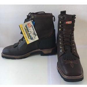 Tony Lama TLX TW2017 Boots BNIB 10D